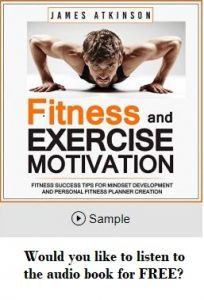 Fitness exercise motivation audio book